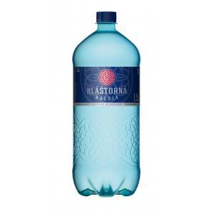 Minerálna voda Kláštorná Kalcia 1,5l sýtená