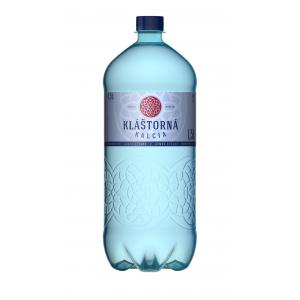 Minerálna voda Kláštorná Kalcia 1,5l jemne sýtená