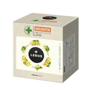 Čaj LEROS Natur Imunita bylinný lipa 10x1,5g