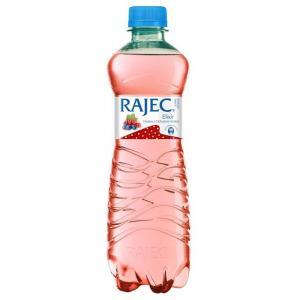 Pramenitá voda Rajec Bobuľka elixír ochutená - trnka červená ríbezľa 0,75l