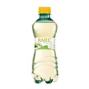 Pramenitá voda Rajec Bylinka elixír ochutená - medovka harmanček 0,33l PET