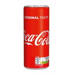 Coca Cola plechovka 24 x 0,33l