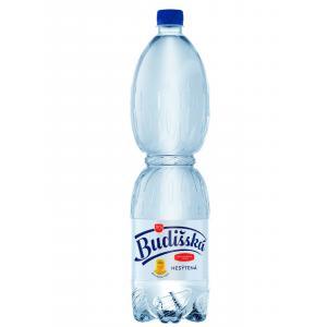 Pramenitá voda Budiš nesýtená 12x0,5l
