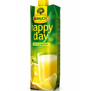 Džús HAPPY DAY grapefruit 1l