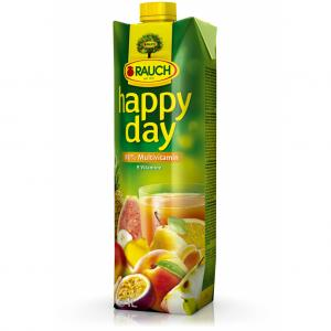 Džús HAPPY DAY multivitamín 6x1l