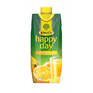 Džús Happy Day Pomaranč 0,5l