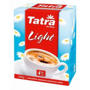 Zahustené mlieko Tatra light 4% 340 g