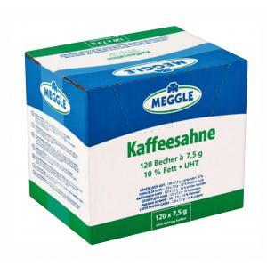 Smotana do kávy MEGGLE 120x7,5g