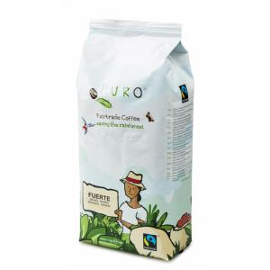 Káva Fairtrade Puro Fuerte zrnková 1kg