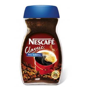 Nescafé Classic bez kofeínu 100g