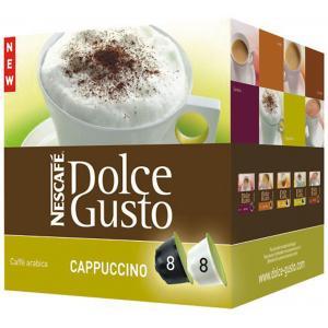 Kapsule Dolce Gusto Cappuccino 16 ks v bal.