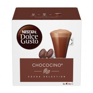 Kapsule DOLCE GUSTO Chococino 256g