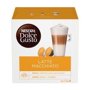 Kapsule DOLCE GUSTO Latte Macchiato 183,2g