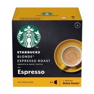 Kapsule Starbucks Blondes espresso roast 10-12ks