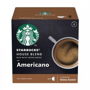 Kapsule Starbucks House blend Americano12ks