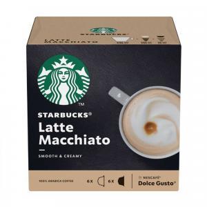 Kapsule Starbucks Latte macchiato 12ks