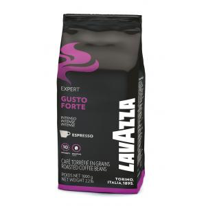 Káva LAVAZZA Gusto Forte Vending zrnková 1kg