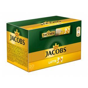 Káva JACOBS Cafe Latte 250g 3v1