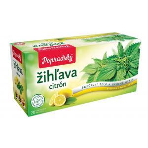 Čaj bylinný BOP  žihľava-citrón 30g