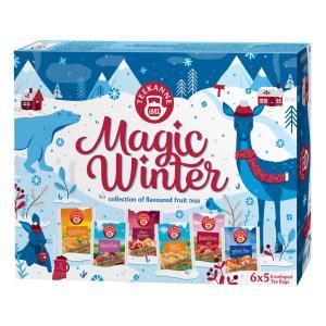 Kolekcia čajov TEEKANNE Magic Winter 144g