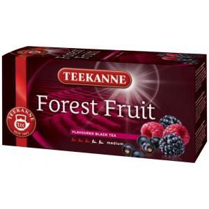 Čaj TEEKANNE čierny Forest Fruits 50g
