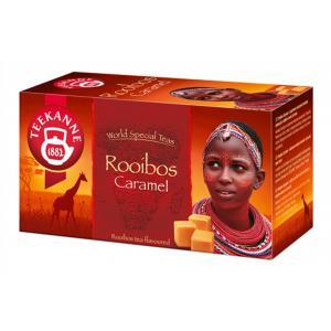 Čaj TEEKANNE Rooibos Caramel 35g