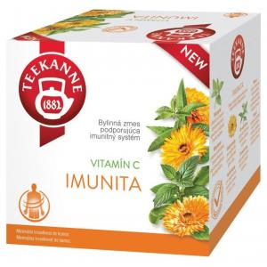 Čaj TEEKANNE bylinný Imunita 20g