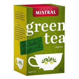 Čaj MISTRAL zelený Sencha 37,5g