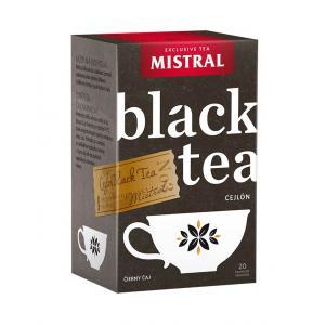 Čaj MISTRAL čierny Ceylon 37,5g
