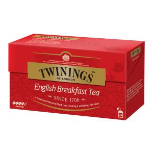 Čaj Twinings čierny English Breakfast 50g