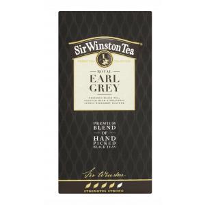 Čaj SIR WINSTON Royal Earl Grey 35g