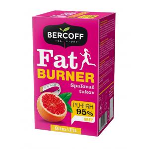 Čaj Bercoff Wellness Fat BURNER Grapefruit 30g