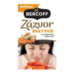 Čaj Bercoff zázvorový s rakytníkom 40g