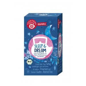 Čaj TEEKANNE Bio Organics Sleep & Dream 34g