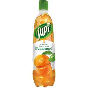Sirup Jupi superhustý Pomaranč 0,7L