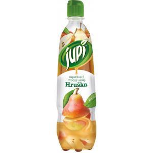 Sirup Jupi superhustý Hruška 0,7L
