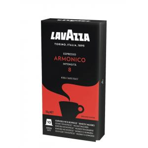 Kávové kapsule Lavazza Espresso Armonica 100% arabica 10x5,5g