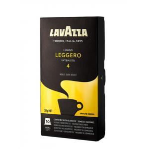 Kávové kapsule Lavazza Lungo Leggero 100% arabica 10x5,5g