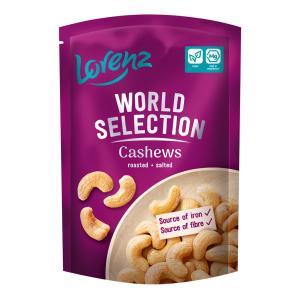 Cashew solené Lorenz 100g