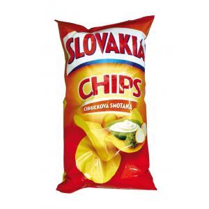 Slovakia chips cibulková smotana 75 g