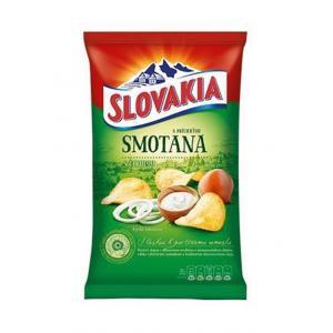Slovakia chips smotana s cibuľou 100g