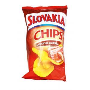 Slovakia chips slaninka 75 g