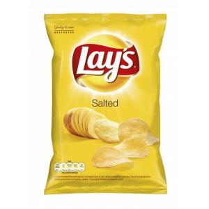 Chipsy zemiakové LAYS solené 60-70g