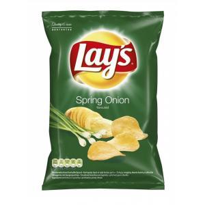 Chipsy zemiakové LAYS jarná cibuľka 60-70g