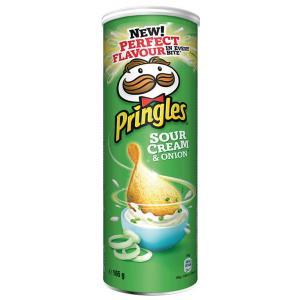 Pringles original smotana cibuľa 165g