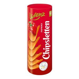 Chipsletten paprika 100 g