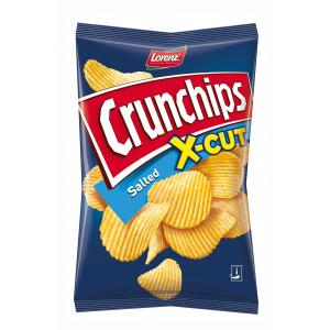 Crunchips X-cut solené 90 g