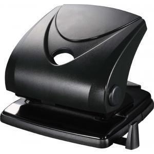 Dierovačka Q-Connect KF01235 čierna na 27 listov