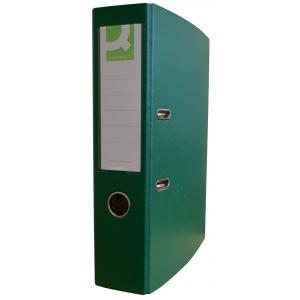 Zakladač pákový Q-connect 7,5cm zelený