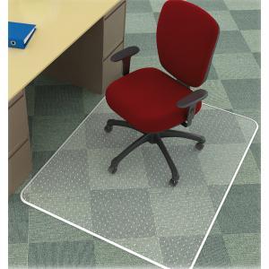 Podložka pod stoličku na koberce 152,4x116,8cm